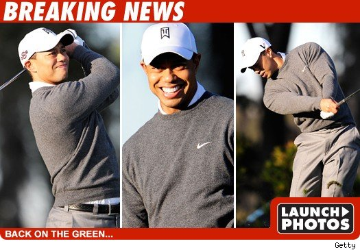 Tiger Woods Photographs