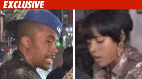Nas Pleads and Kelis