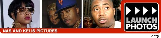 Nas and Kelis Pictures