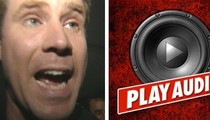 Will Ferrell -- Sorry Jay Leno, I'm Calling in Sick