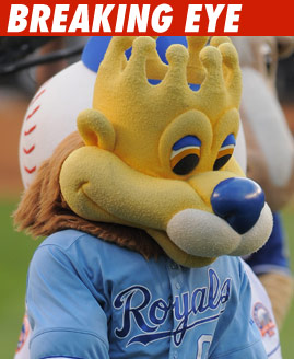 MLB Mascot