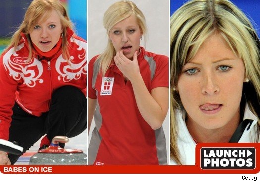 Olympic Curling Girls