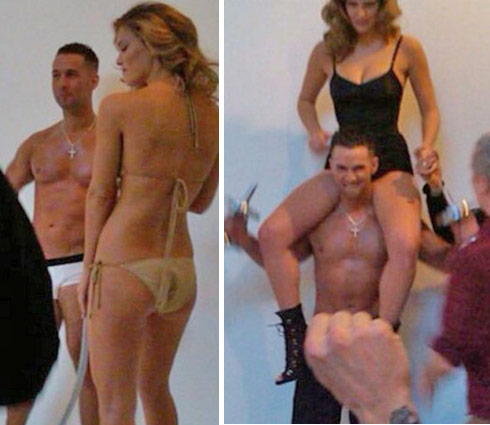 Bar Rafaeli Mounts The Situation
