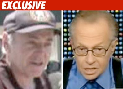 Walker Koenig and Larry King Live