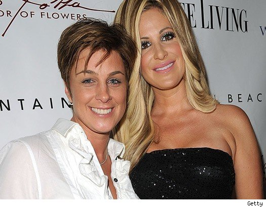 Kim Zolciak Erupts Over Lesbian Story