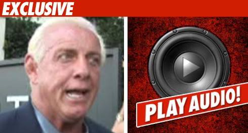 Ric Flair 911 Call