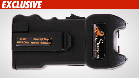 Stun Gun in Jackson Caper -- Small But Powerful