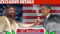 President Obama's Image High-Jacked for Pot Ad