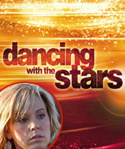 Kate Gosselin at Odds with 'DWTS'