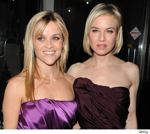Reese Witherspoon and Renee Zellweger