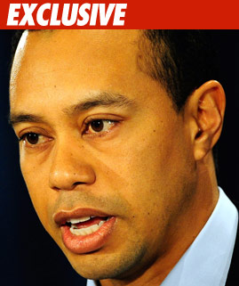 Tiger Woods Can't Weather the Storm