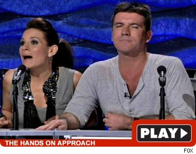 Simon Cowell: Click to watch