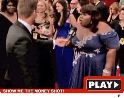 Gabourney Sidibe: Click to watch