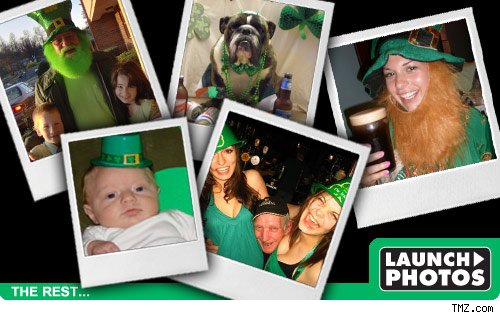TMZ's St. Patty's Day Contest - Final 5!