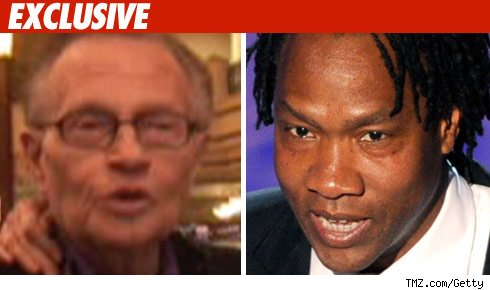 Larry King, Roger Ross Williams