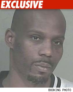 dmx locked up