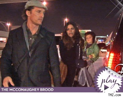 Matthew McConaughey: Click to watch