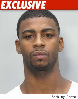 NBA Star Dorell Wright
