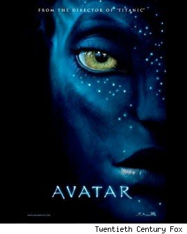 'Avatar' DVD