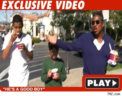 Jermaine & Jaafar Jackson: Click to watch