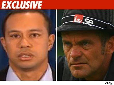 Tiger Woods' Golfing Rival Jesper Parnevik