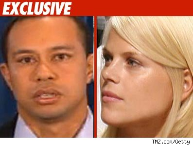 Tiger Woods, Elin Nordegren