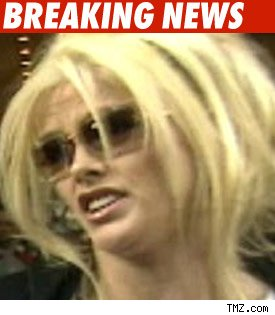 Anna Nicole Smith Strikes Out in Court