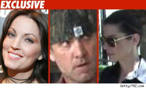Janine Lindemulder, Jesse James, Sandra Bullock