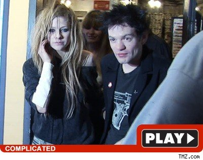 Avril & Deryck: Click to watch