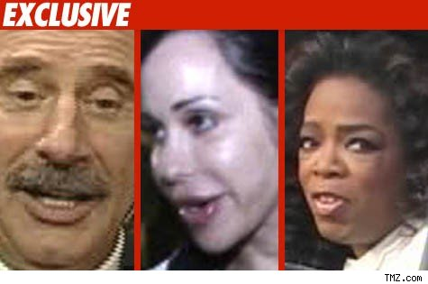 Dr. Phil, Octomom, Oprah