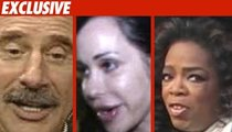 Dr. Phil & Oprah -- Help Octomom, Stat!