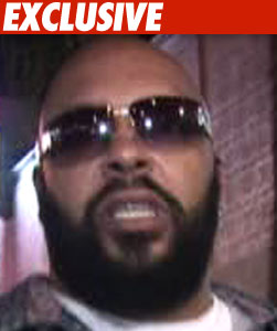 Suge Knight a Suspect in Robbery Case