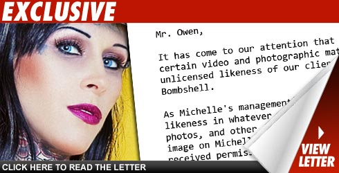 Michelle McGee: Click to view!