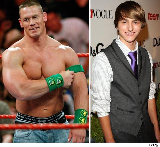 Cena and Cruikshank