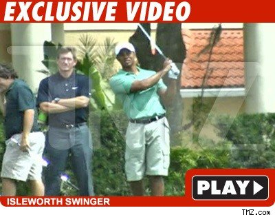 Tiger Woods: Click to watch