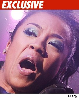 Judge to Keyshia Cole -- Are You Illiterate?!