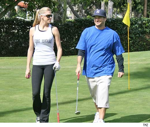Victoria Prince and Kevin Federline