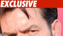 It's Curtains for Charlie Sheen!
