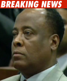 Dr. Conrad Murray: 'I'm Hanging On by a Thread'