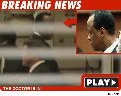 Dr. Conrad Murray Video