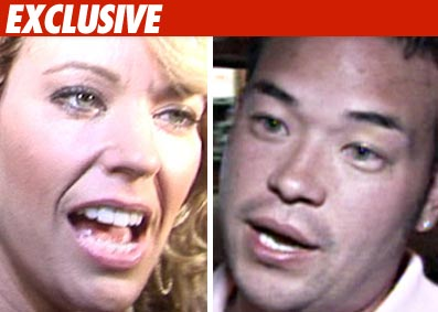 Kate Gosselin's Lean, Jon's Mean