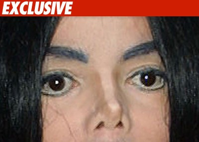 Michael Jackson -- The Eyes Have It