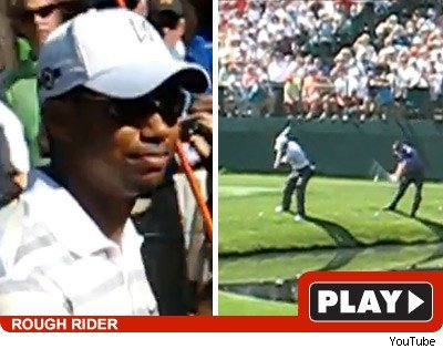 Tiger Woods video: Click to view!