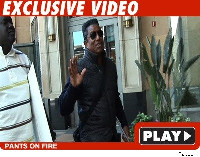 Jermaine Jackson Video: Click to view!