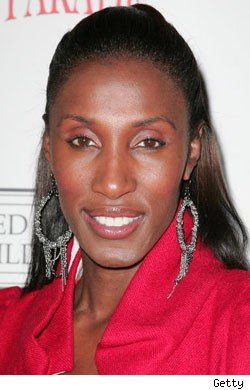 WNBA MVP Lisa Leslie Has Baby Boy