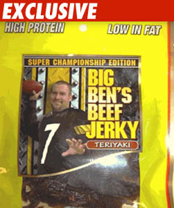 Big Ben -- Fired By Jerky Company