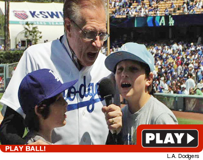 Larry King and his kids