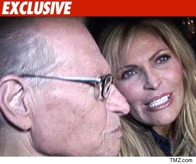 larry king  and his wife Shawn Southwick