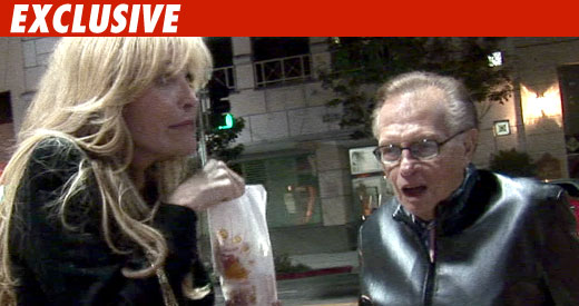 Larry King -- Explosive Fight Triggered Divorce