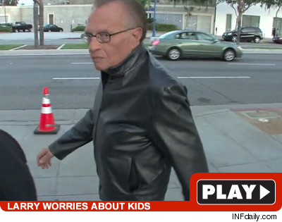 Larry King - The Boys Want Me